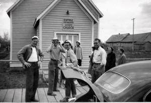 Youth Gathering at the Baptist Mennonite Union Church