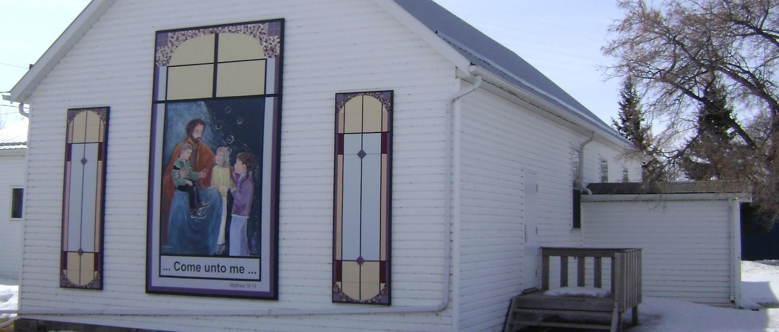 BLGC Church Mural